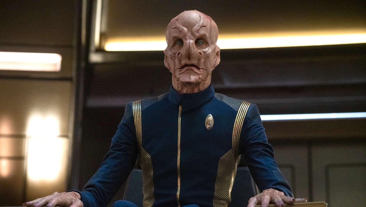 Captain Saru