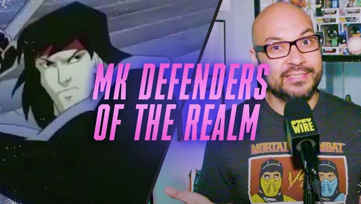 EYDK Mortal Kombat Defenders of the Realm