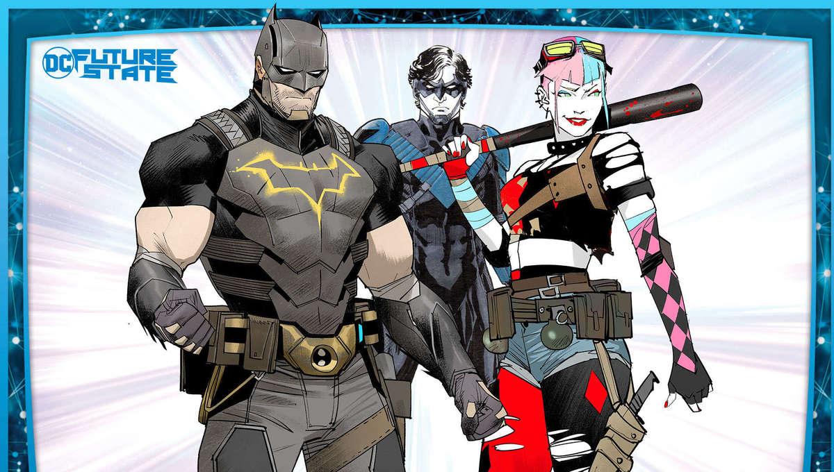 Future State 2021 The Batman