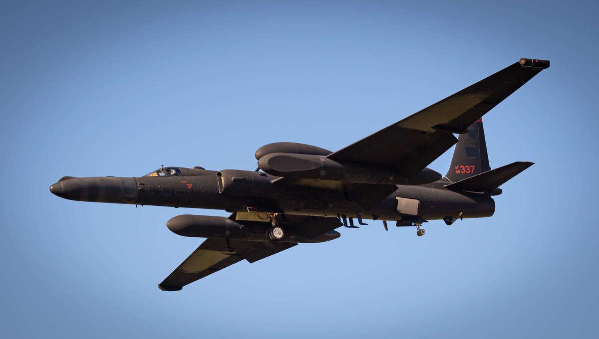 USAF Lockheed U-2 Dragon Lady