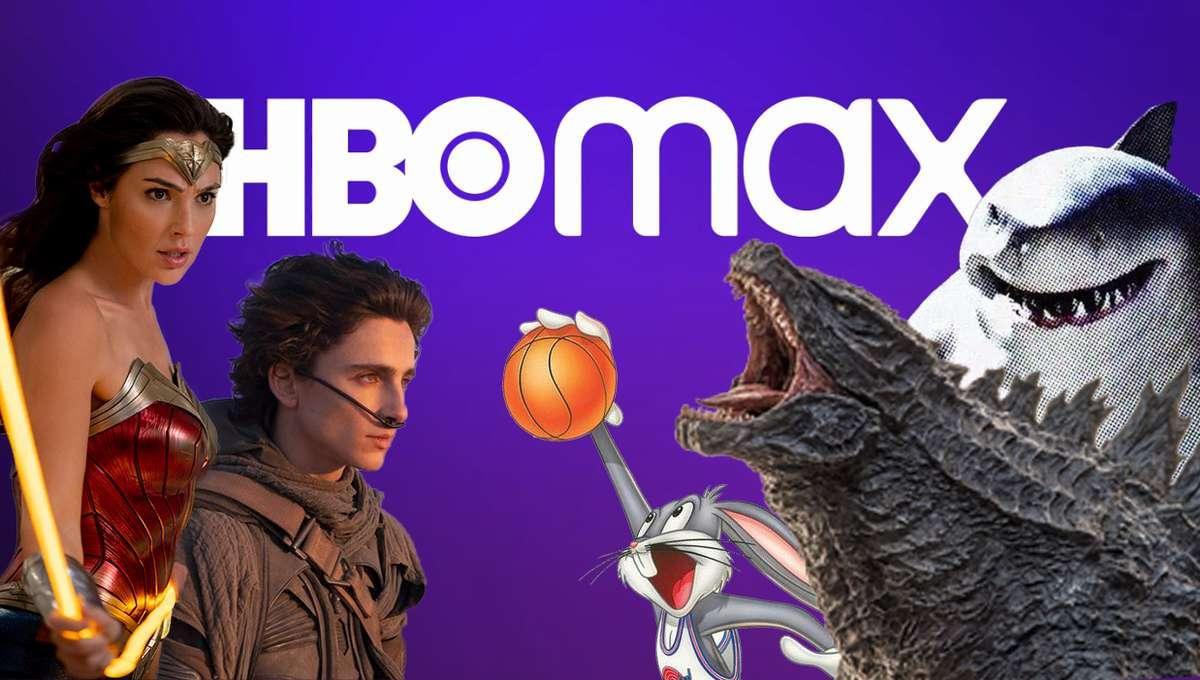 HBO Max Warner Bros Streaming Movies