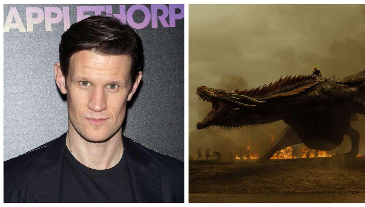 Matt Smith Game of Thrones