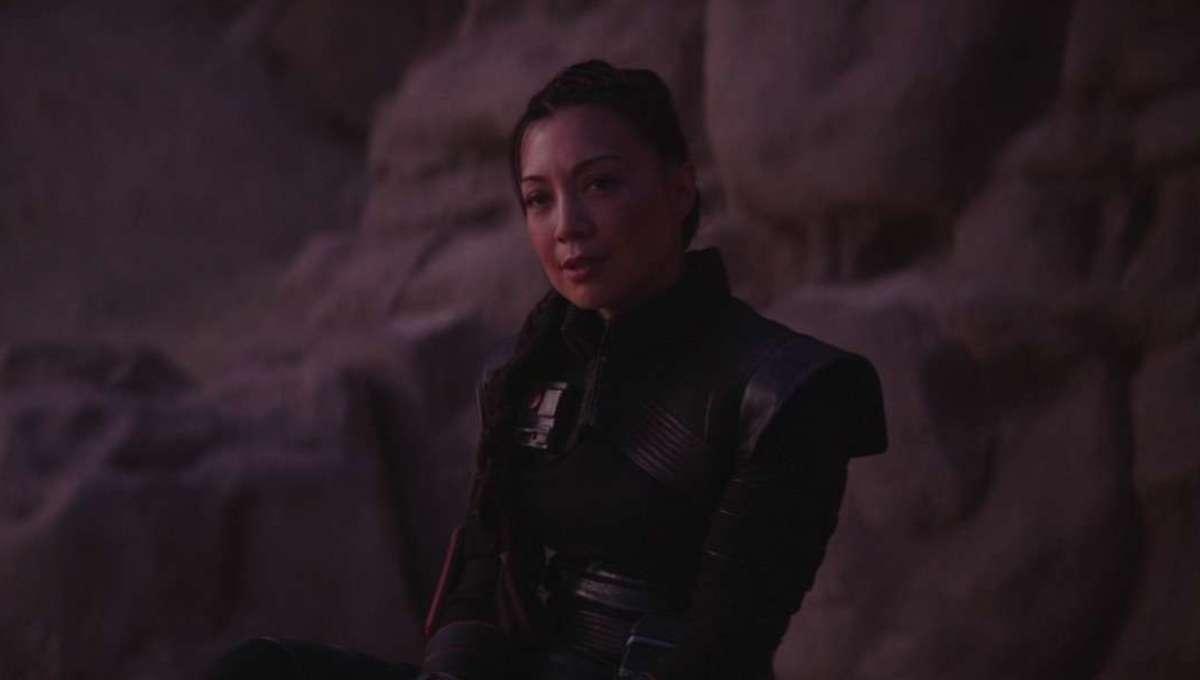 Ming Na-Wen The Mandalorian