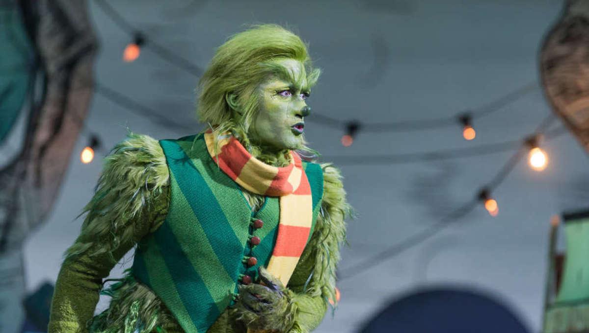 Grinch NBC musical