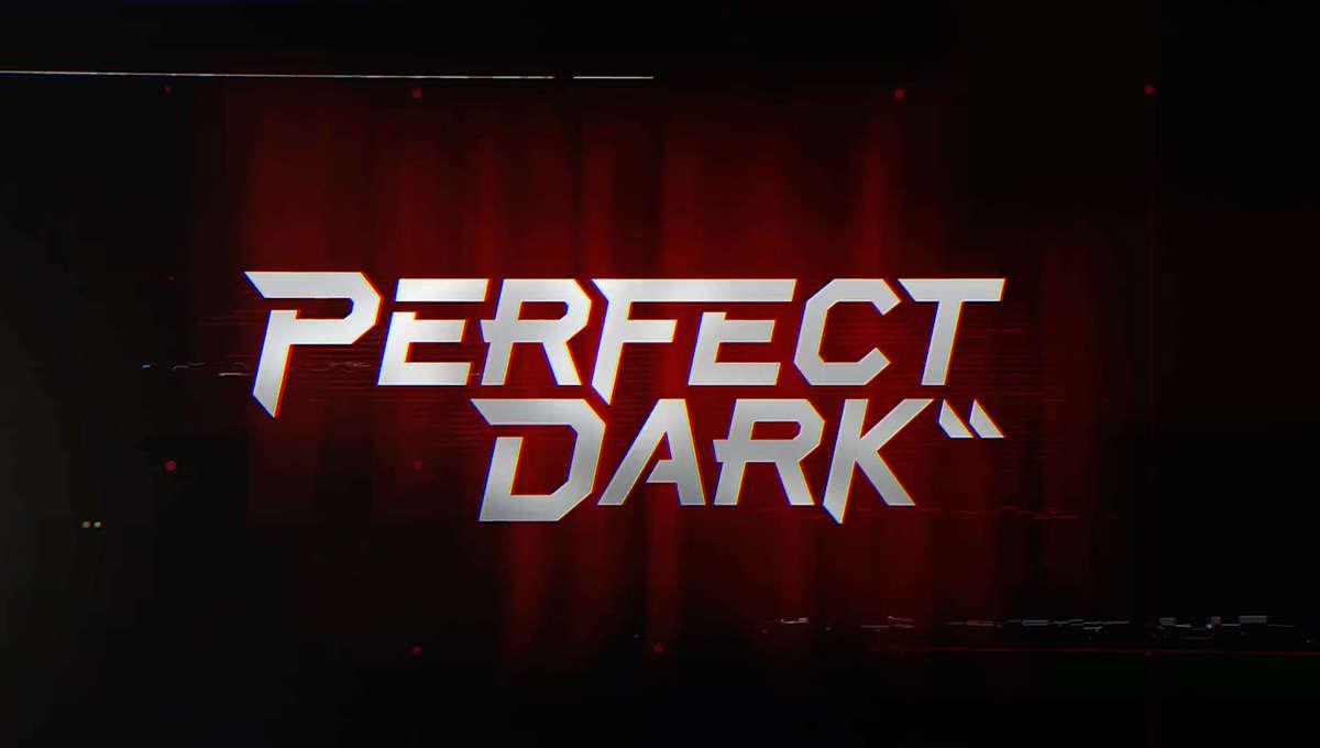 Perfect Dark game logo