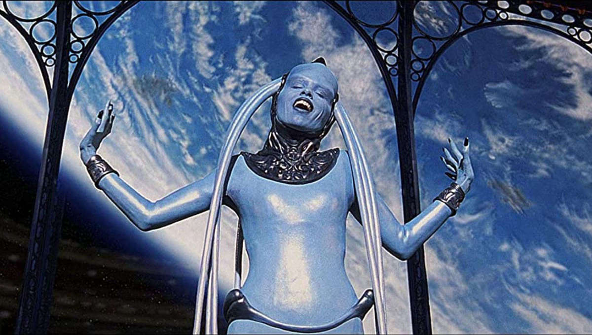 Diva Plavalaguna from The Fifth Element