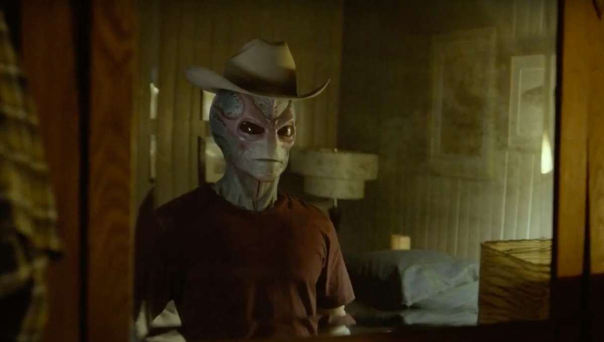 Resident Alien SYFY