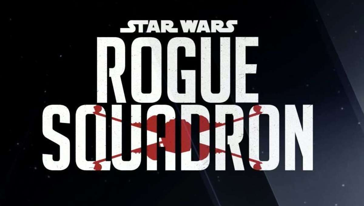 Star Wars: Rogue Squadron Title
