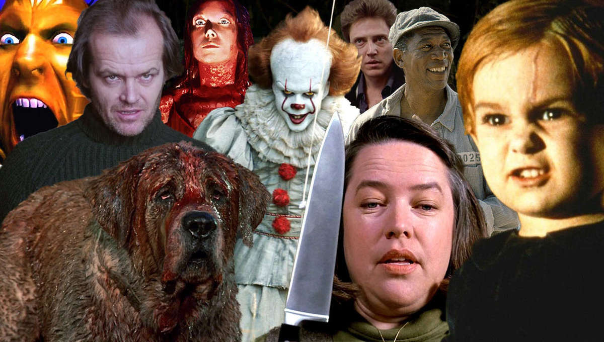 Stephen King Theatrical Movies