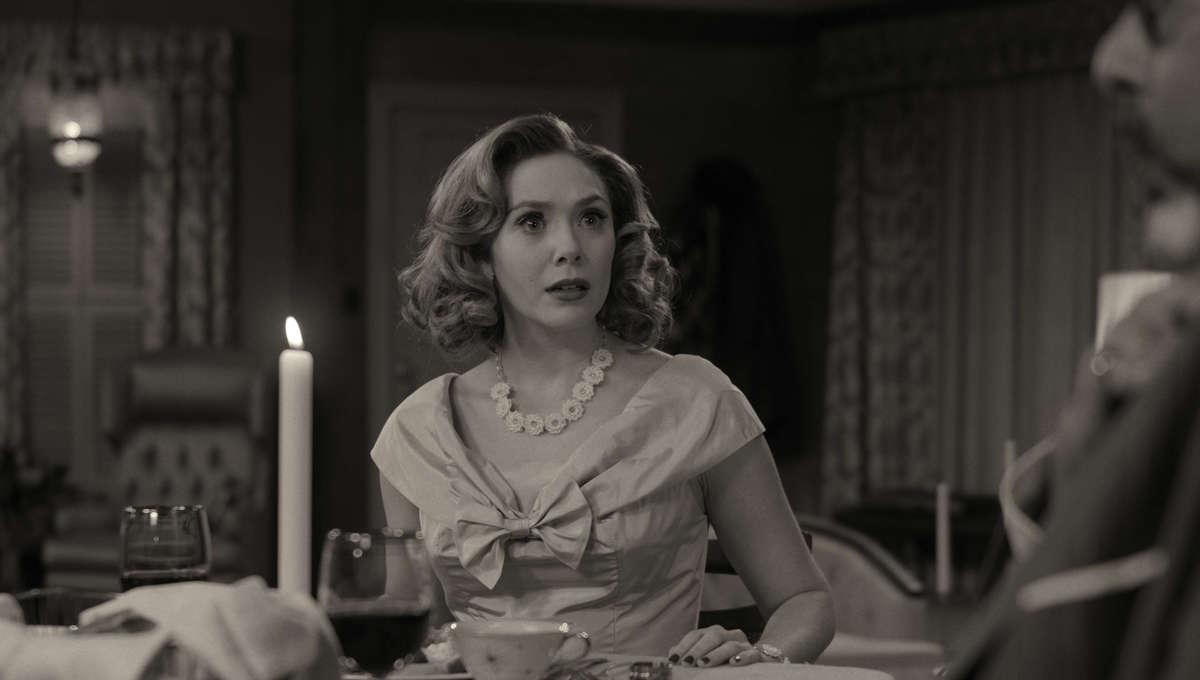 Wanda Maximoff in WandaVision