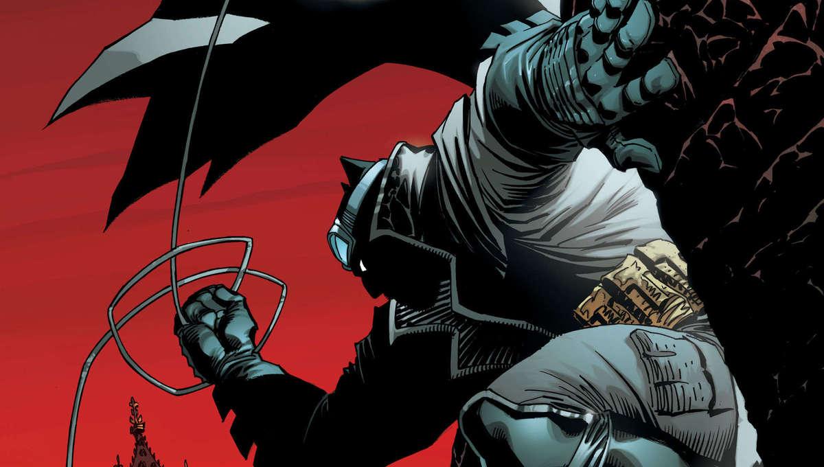 Batman: The Dark Knight cover