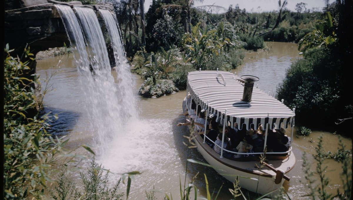 Disney's Jungle Cruise attraction