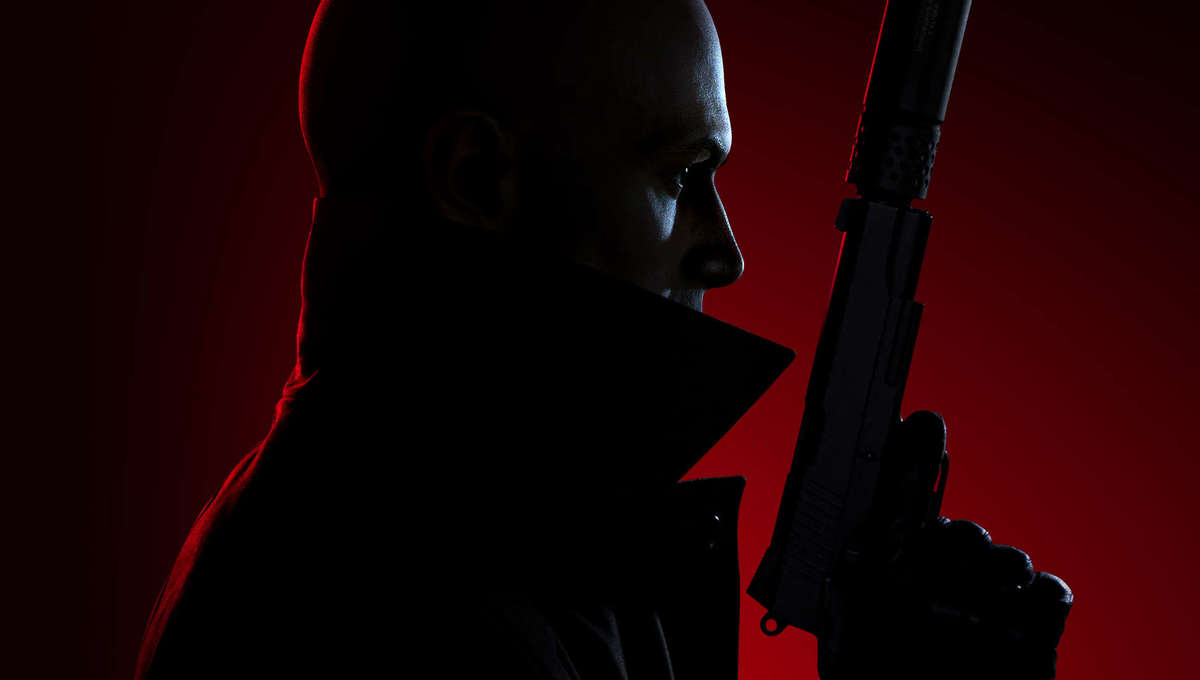 Agent 47 in Hitman 3