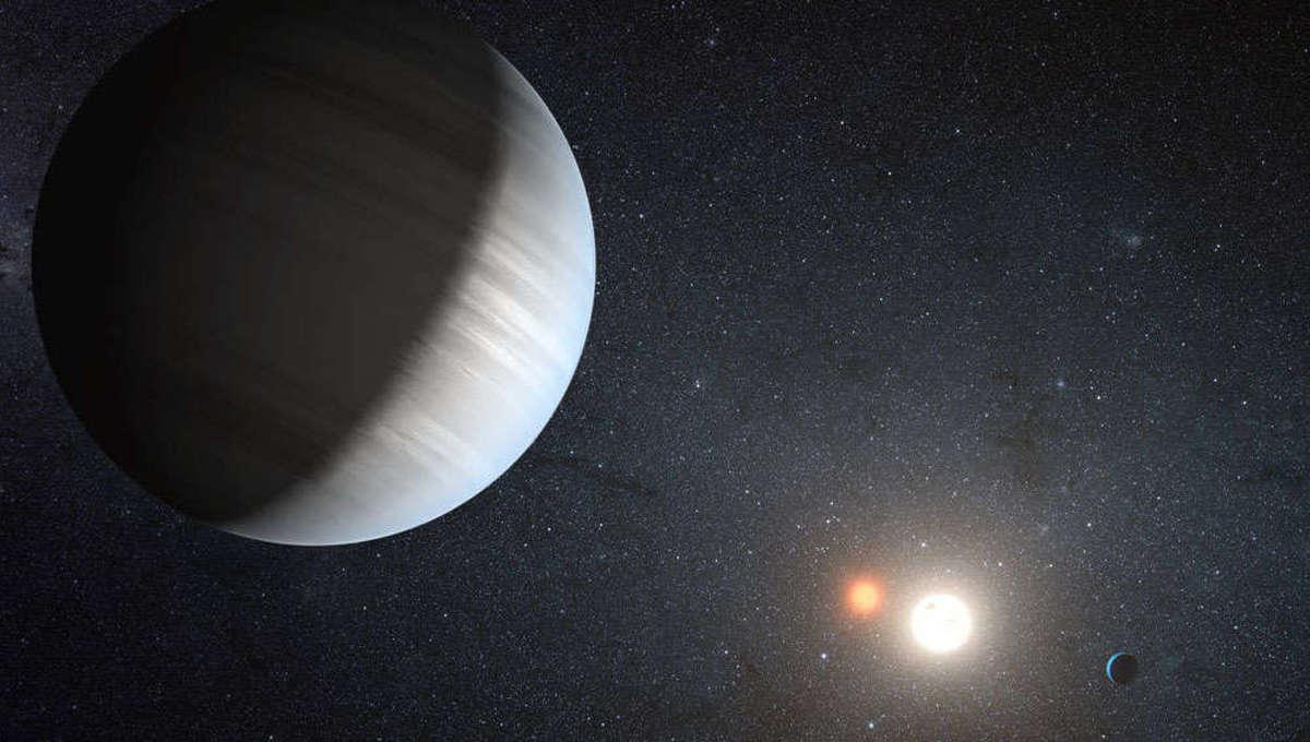 Kepler-47 star system
