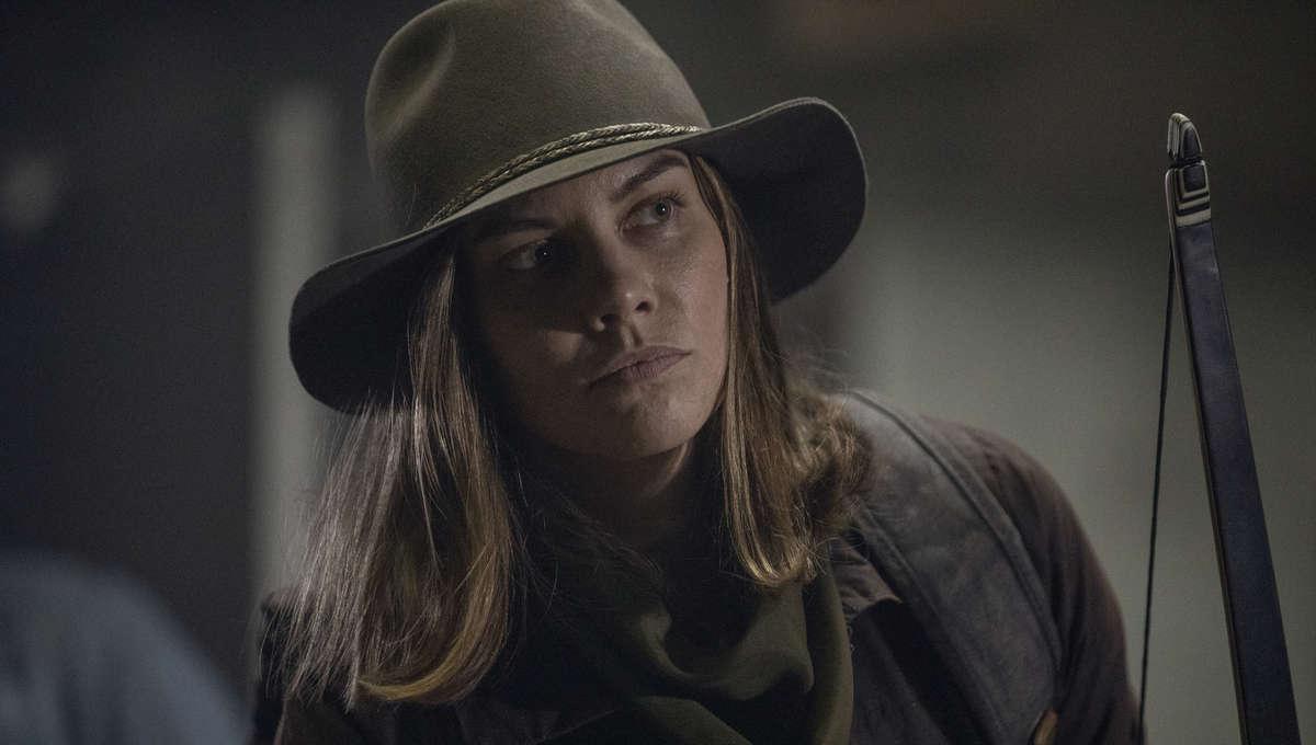 Maggie The Walking Dead S10