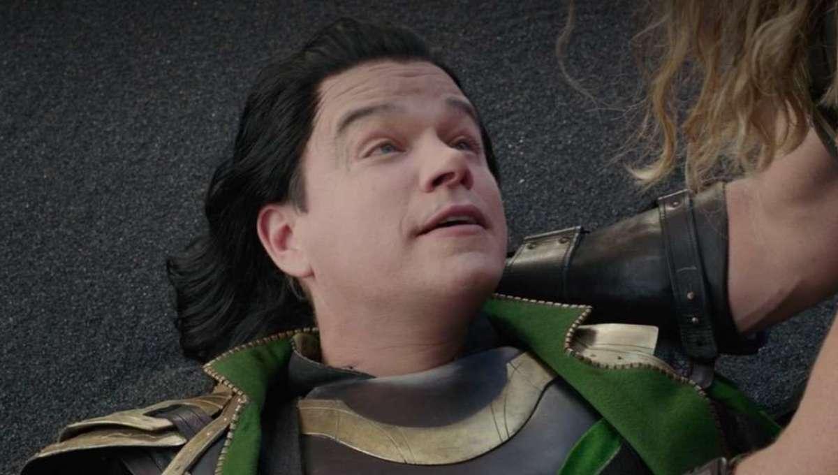 Matt Damon Thor Ragnarok