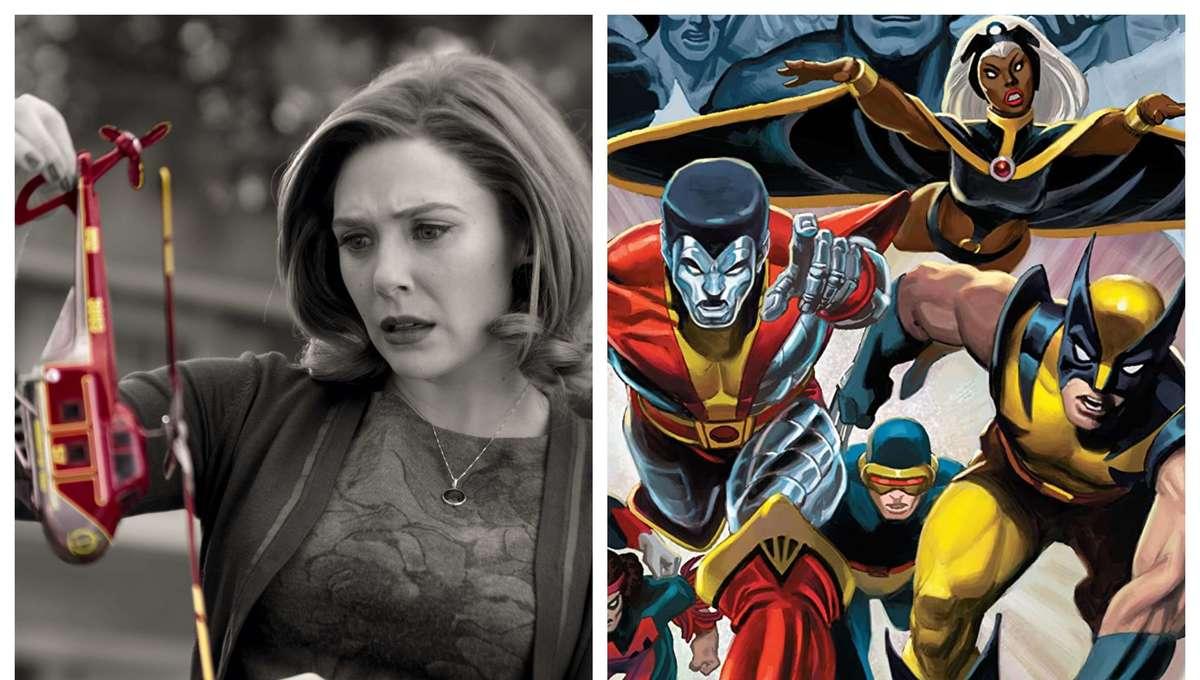 WandaVision X-Men