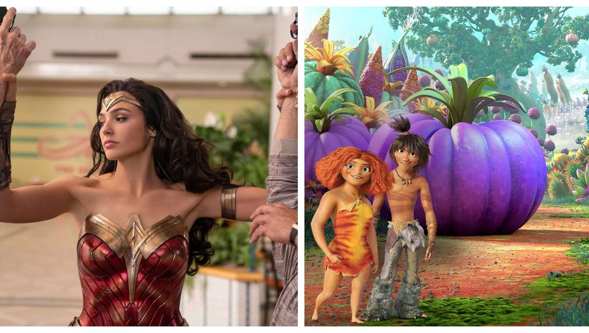 Wonder Woman 1984 & The Croods A New Age
