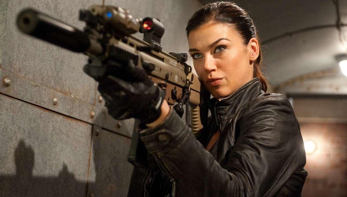 Adrienne Palicki as Lady Jaye in G. I. Joe: Retaliation