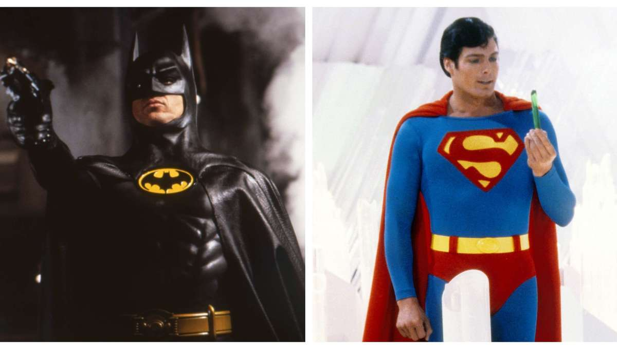 Batman & Superman
