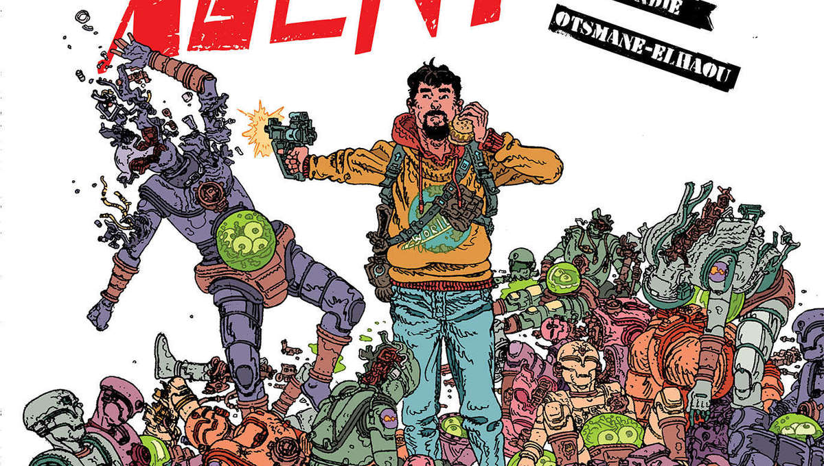 Chaos Agent cover 1