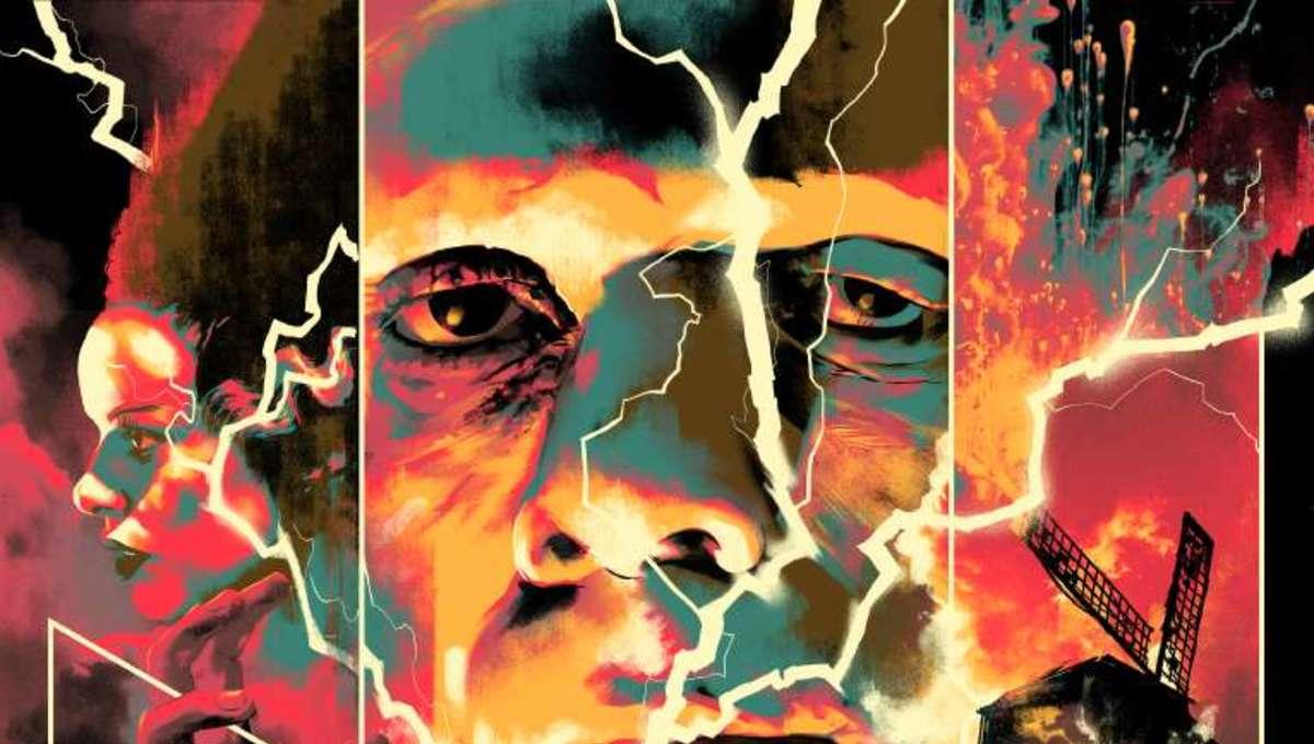 Frankenstein by Matt Taylor