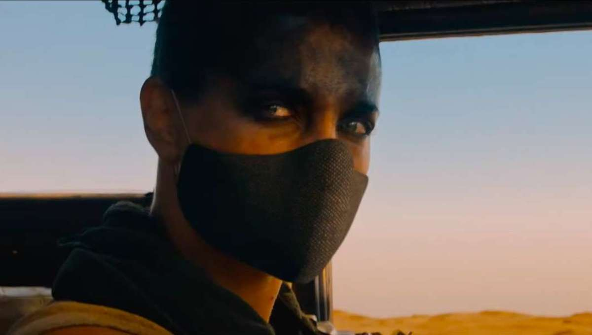 Furiosa Mad Max Fury Road mask