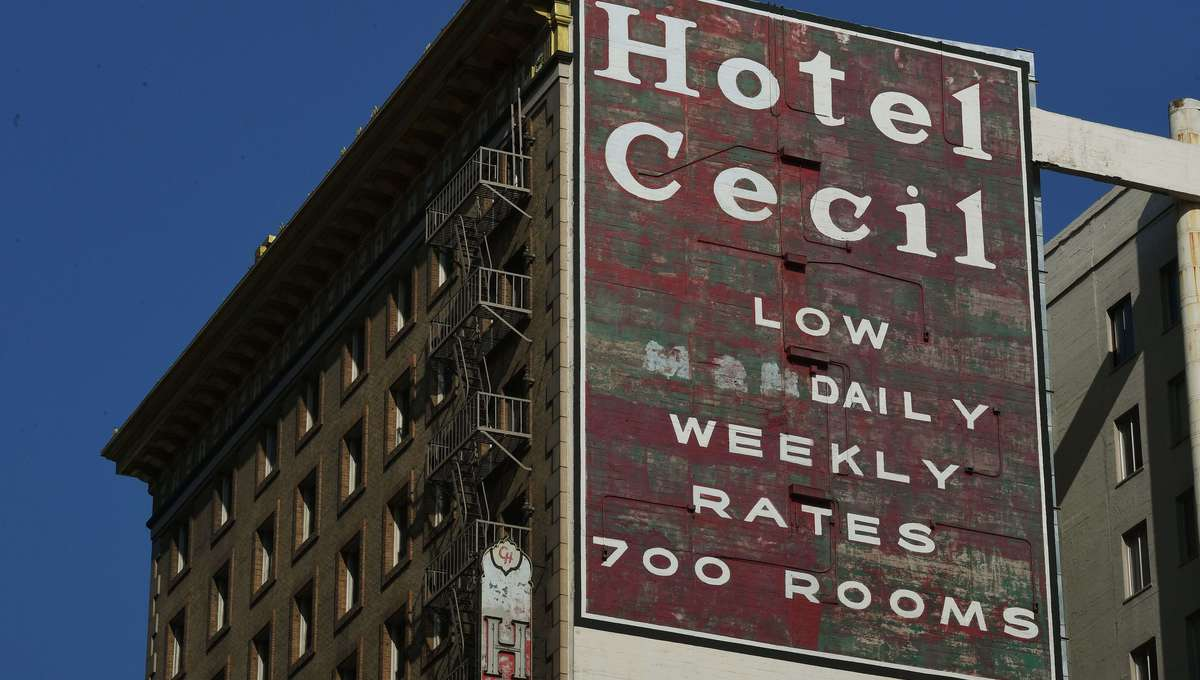 Hotel Cecil via Getty Images