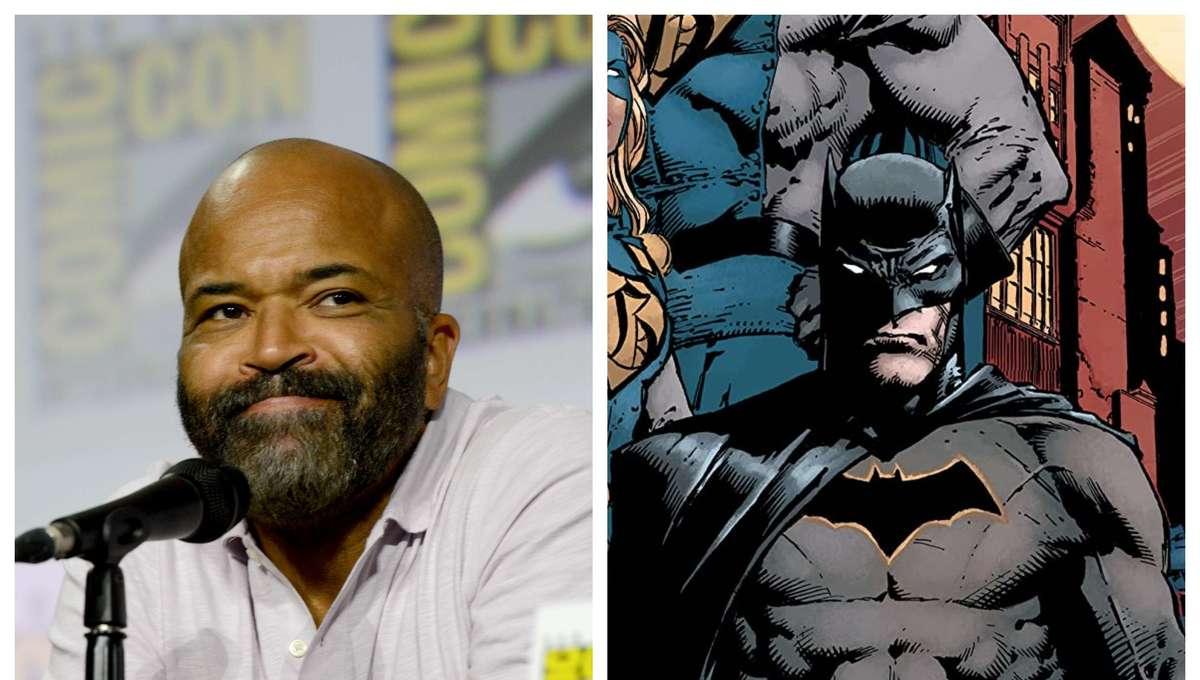 Jeffrey Wright Batman