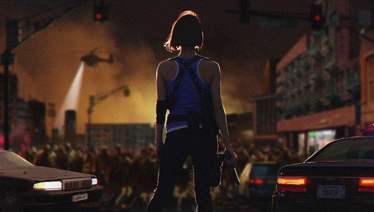 Resident Evil 3 via Capcom press center