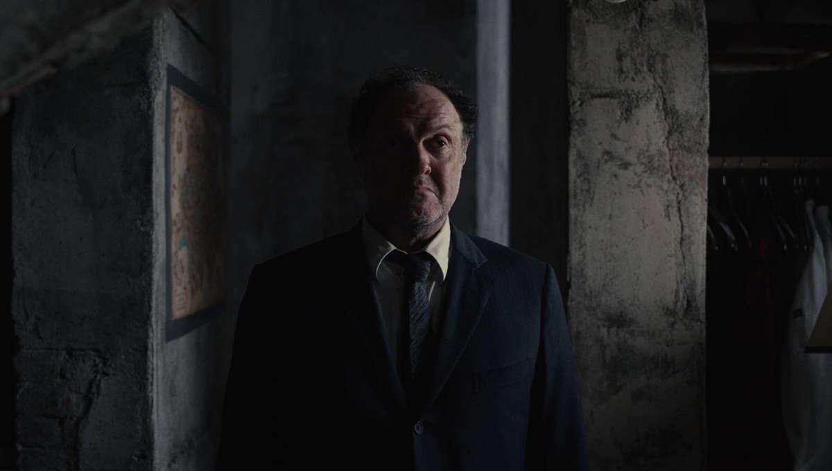 Servant Boris McGiver