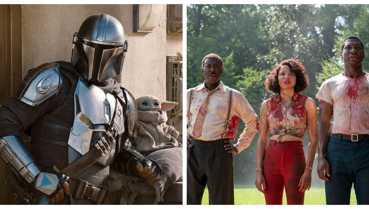 The Mandalorian & Lovecraft Country
