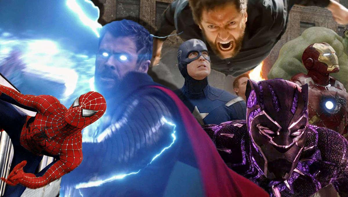 Best Marvel Action Fight Scenes