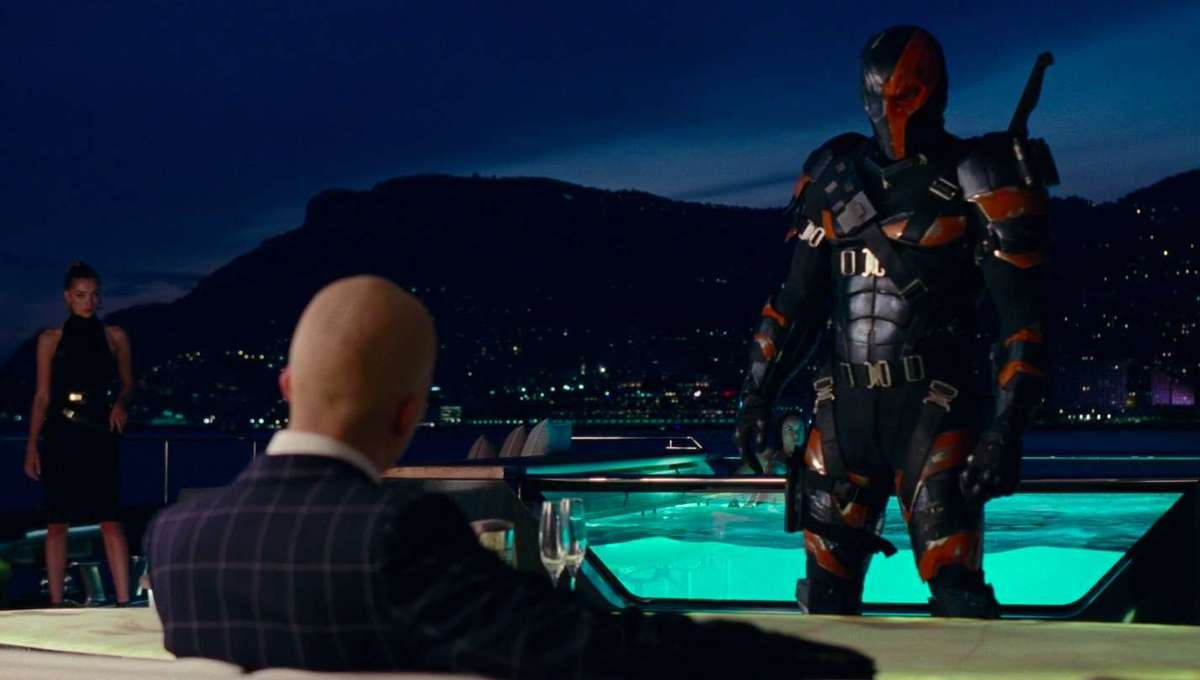 Deathstroke Justice League