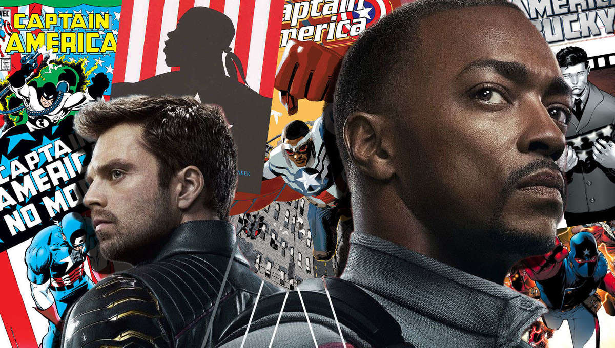 Falcon and the Winter Soldier Comics Reading List
