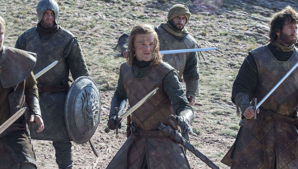 Game of Thrones Young Ned