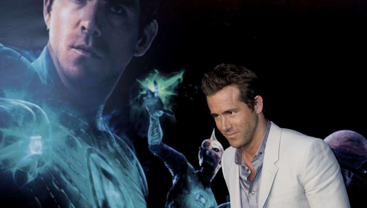 Ryan Reynolds - Green Lantern