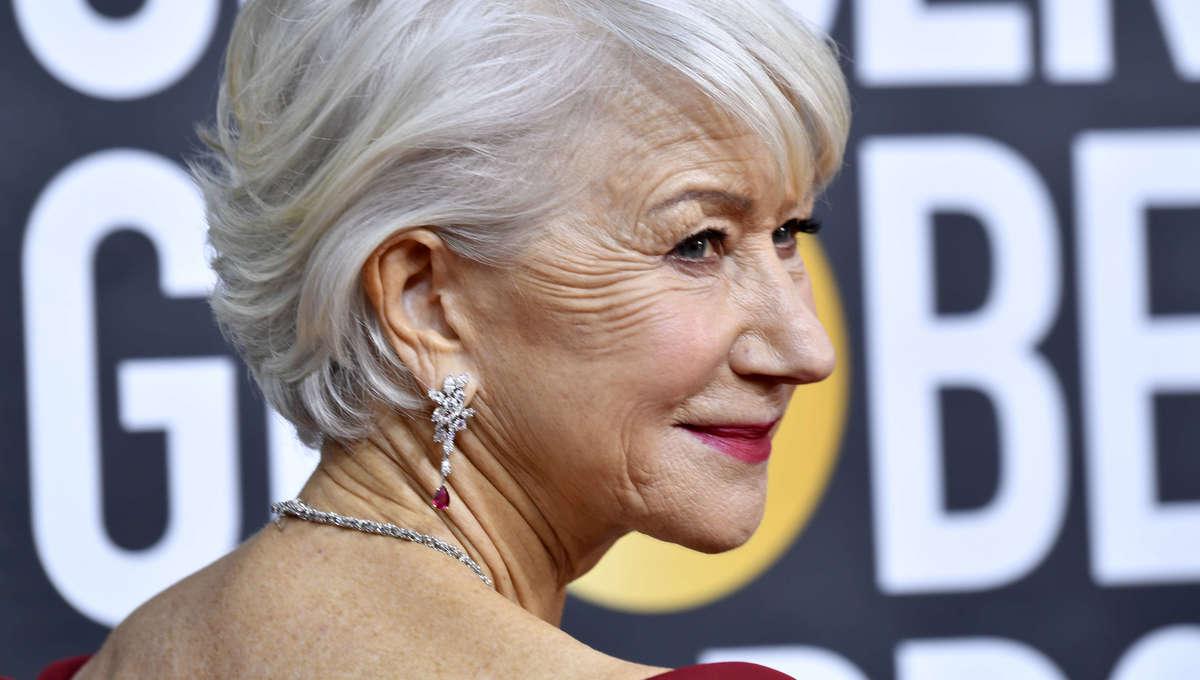Helen Mirren via Getty Images