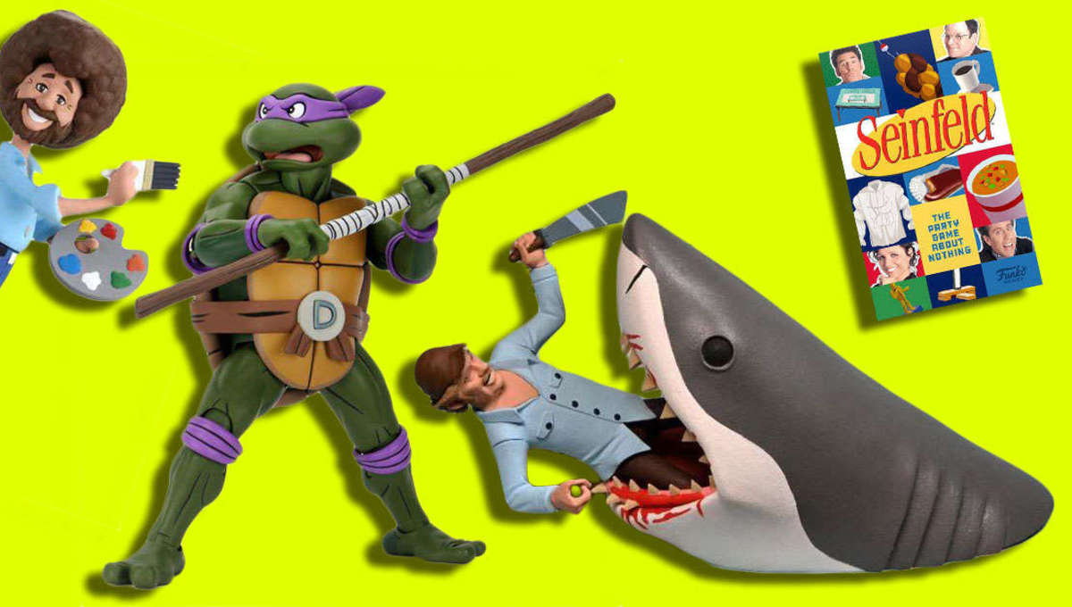 Important Toy News March 18