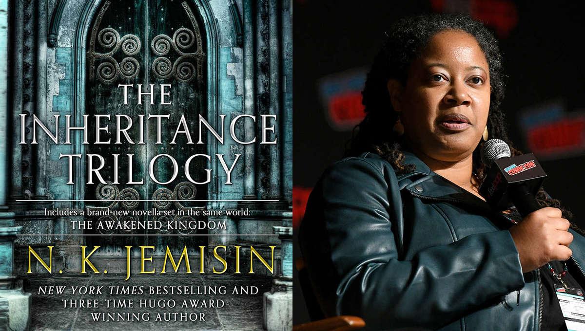 N K Jemisin Inheritance Trilogy