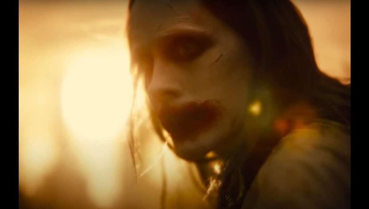 Joker Knightmare Zack Snyder's Justice League