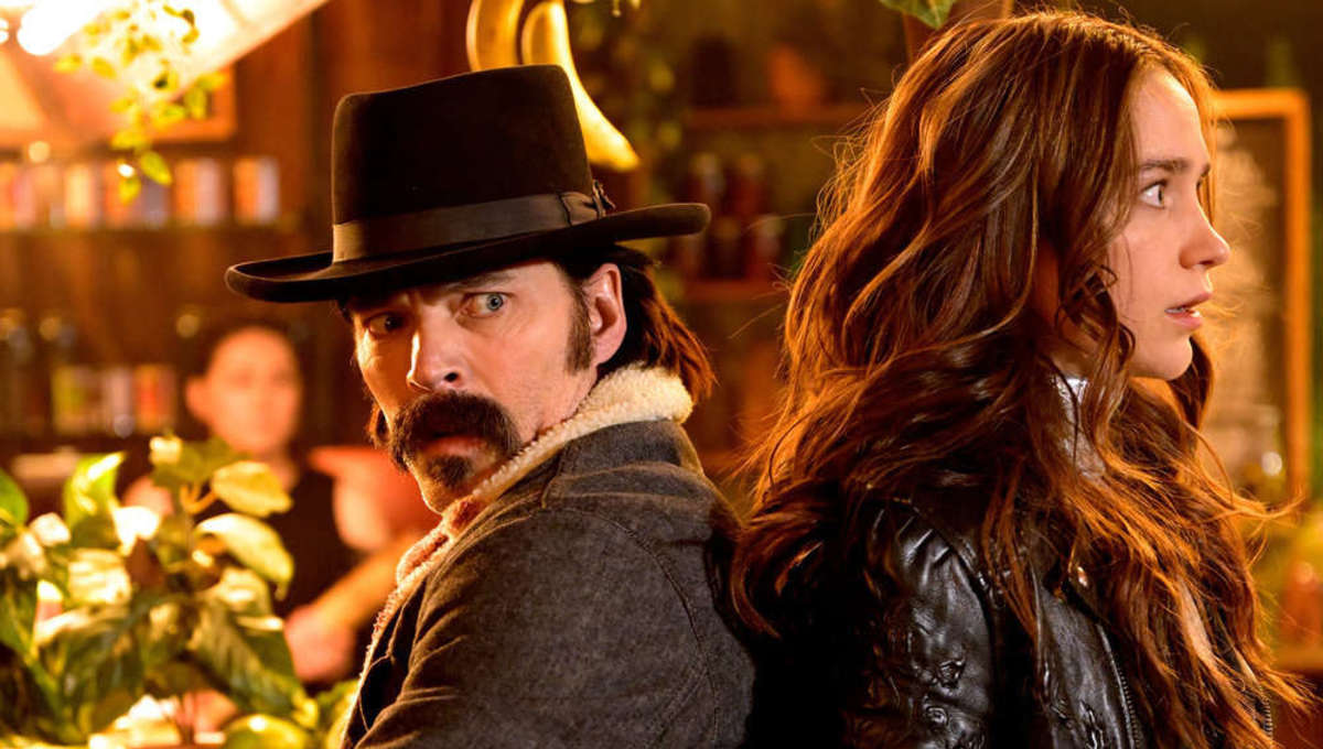Wynonna Earp & Doc Holliday