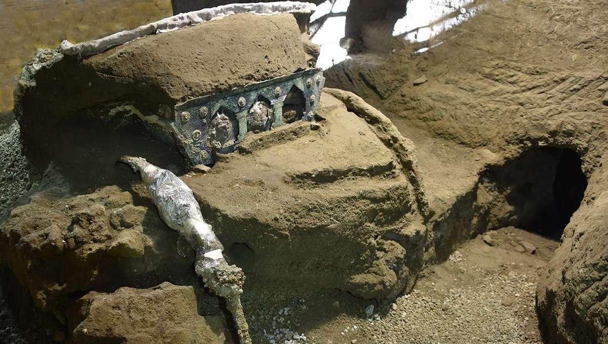Pompei Chariot