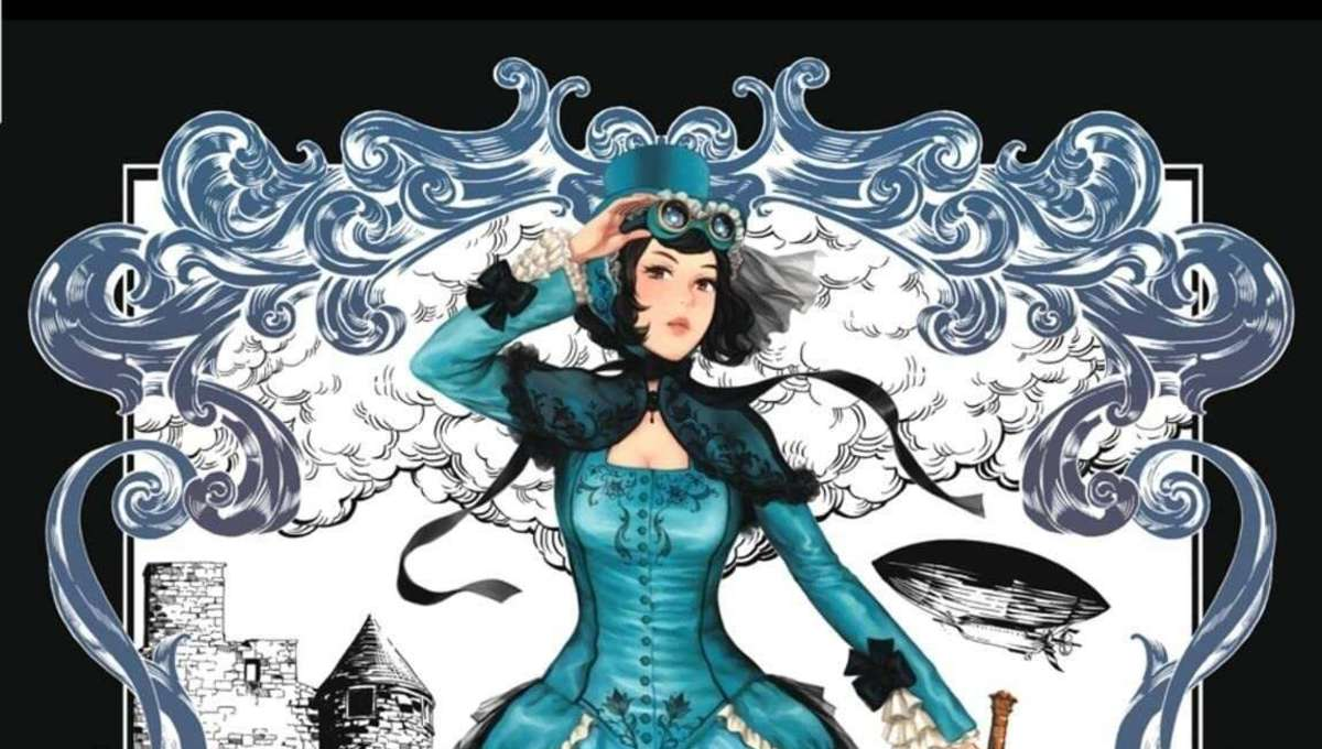 Soulless - Parasol Protectorate - Graphic Novel Cover
