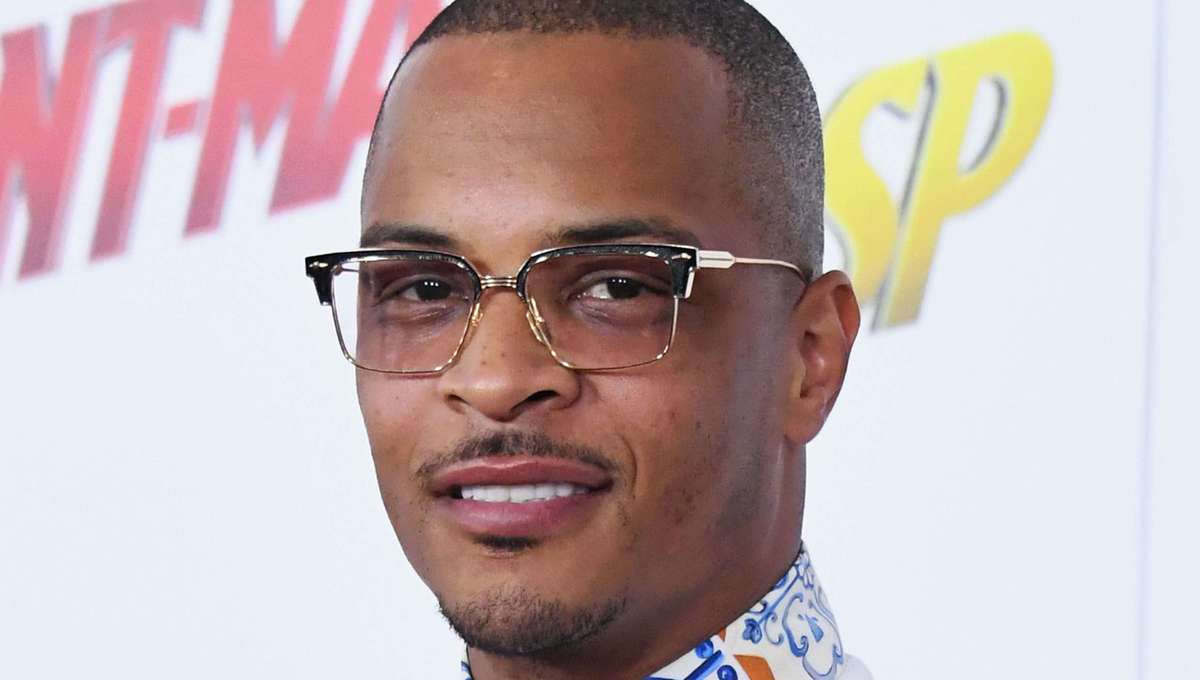T.I. Getty Images
