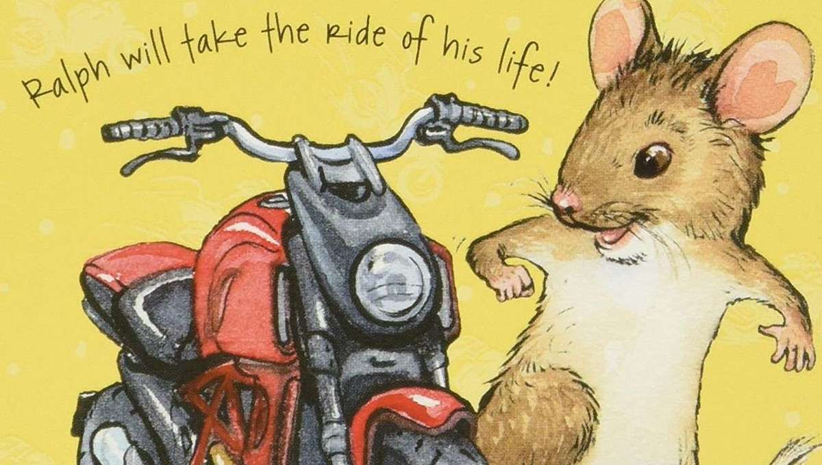 The Mouse and The Motorcycle hero