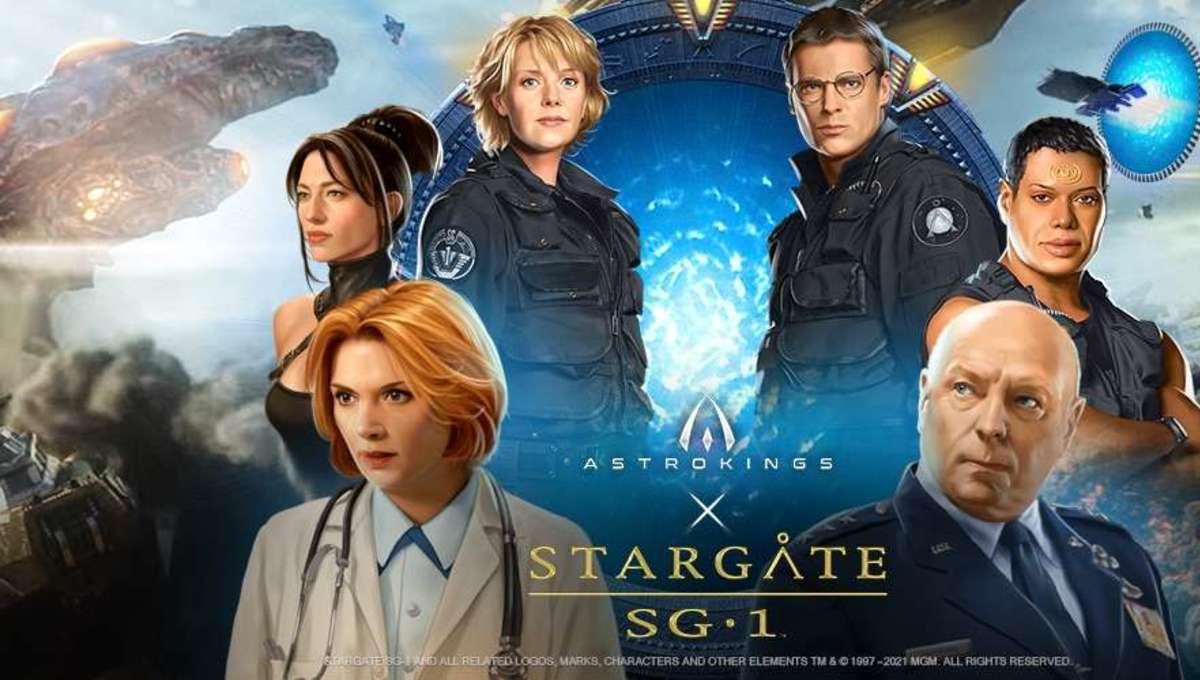 Astrokings Stargate MMO