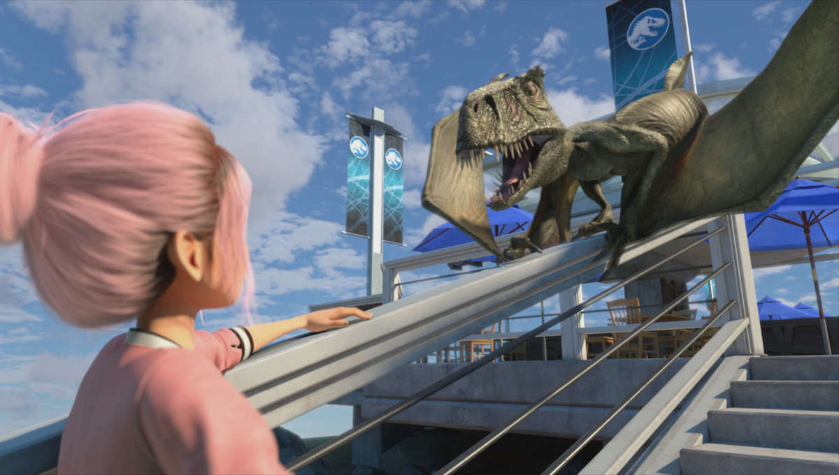 Jurassic World Camp Cretaceous Season 3 key art