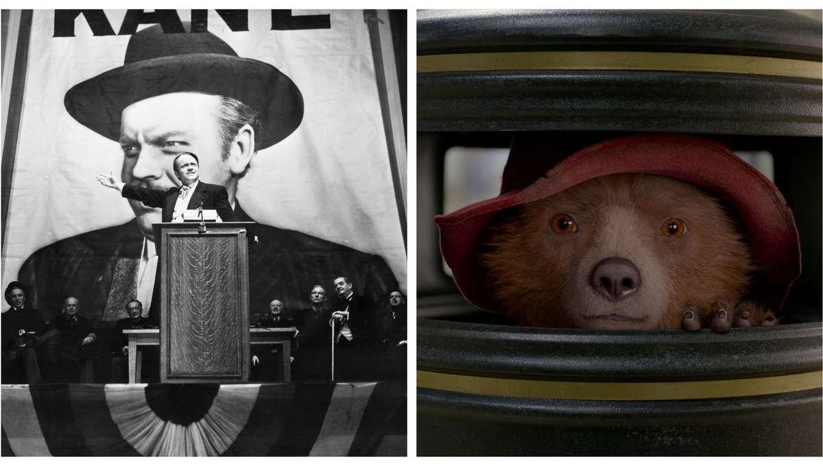 Citizen Kane & Paddington 2