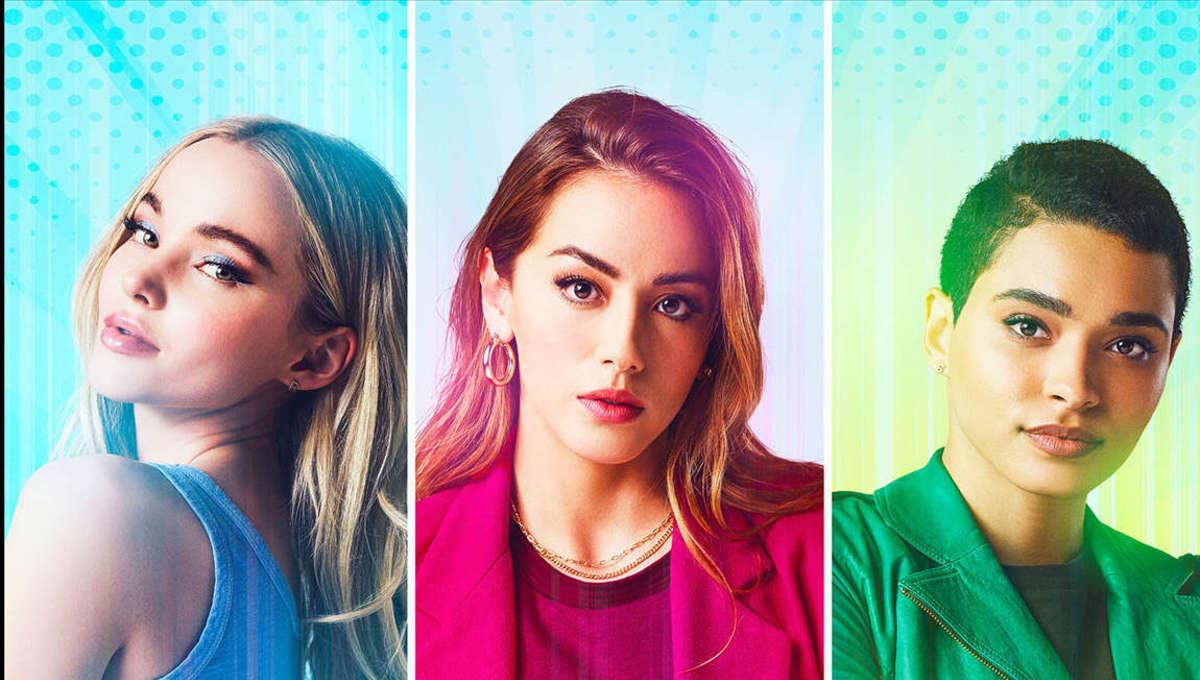 CW Powerpuff Girls First Look
